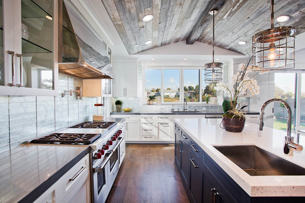 White Picket Fence | Custom Homes, West Los Angeles
